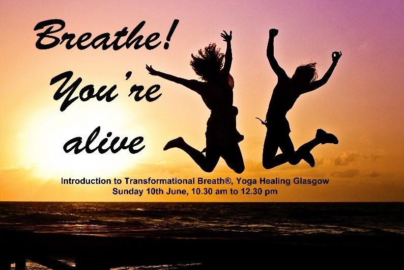 transformational breathing