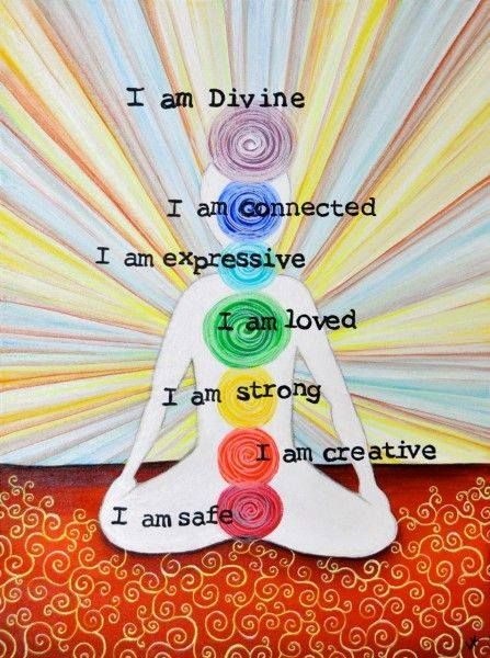 chakra-and-affirmations